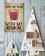 Negroni Old Dictionary 24x36 Poster lifestyle-holiday-poster-2