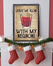 Negroni Old Dictionary 24x36 Poster lifestyle-holiday-poster-4