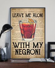 Negroni Old Dictionary 24x36 Poster lifestyle-poster-2