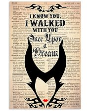 Maleficent Once Upon A Dream 24x36 Poster front