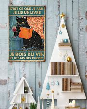 Thats what I do I read books I drink wine 24x36 Poster lifestyle-holiday-poster-2