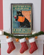 Thats what I do I read books I drink wine 24x36 Poster lifestyle-holiday-poster-4