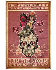She whispered back I am the storm 11x17 Poster front