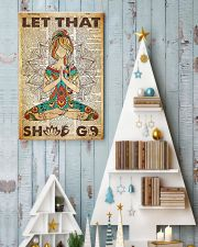 Let That Sht Go 24x36 Poster lifestyle-holiday-poster-2