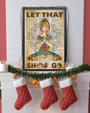 Let That Sht Go 24x36 Poster lifestyle-holiday-poster-4