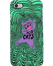 Acid Cats Phone Case tile