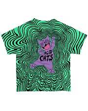Acid Cats All-over T-Shirt back