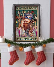 Eat Mushrooms See The Universe 24x36 Poster lifestyle-holiday-poster-4