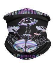 Hippie Hologram Mushroom Neck Gaiter tile