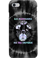 Eat Mushrooms See The Universe Phone Case tile
