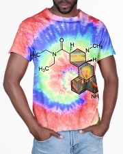 Tie dye LSD All-over T-Shirt aos-all-over-T-shirt-lifestyle-front-03