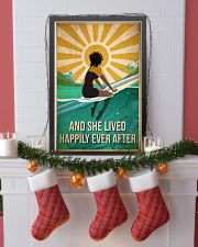 And she lived happily ever after 24x36 Poster lifestyle-holiday-poster-4