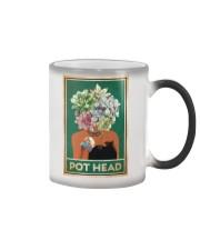 Pot head Color Changing Mug tile