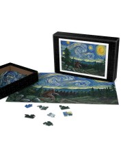 Van Gogh Bigfoot 250 Piece Puzzle (horizontal) aos-jigsaw-puzzle-250-pieces-horizontal-front-07