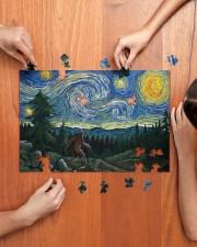 Van Gogh Bigfoot 250 Piece Puzzle (horizontal) aos-jigsaw-puzzle-250-pieces-horizontal-lifestyle-front-07