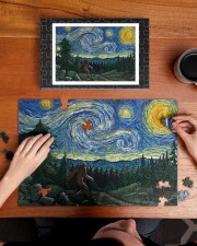 Van Gogh Bigfoot 250 Piece Puzzle (horizontal) aos-jigsaw-puzzle-250-pieces-horizontal-lifestyle-front-11