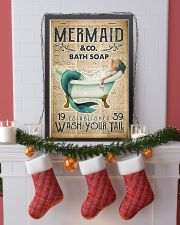 Wash Your Tail 24x36 Poster lifestyle-holiday-poster-4