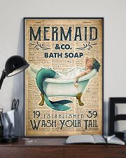 Wash Your Tail 24x36 Poster lifestyle-poster-2