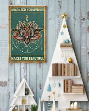 What Makes You Different Makes You Beautiful 24x36 Poster lifestyle-holiday-poster-2