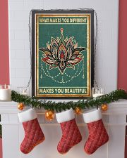 What Makes You Different Makes You Beautiful 24x36 Poster lifestyle-holiday-poster-4