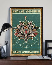 What Makes You Different Makes You Beautiful 24x36 Poster lifestyle-poster-2