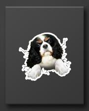 Funny spaniel breaking glass Sticker - Single (Vertical) aos-sticker-single-vertical-lifestyle-front-08
