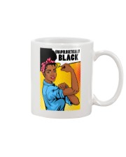 Unapologetically Black Mug tile