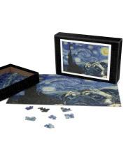 Pug Van Gogh 250 Piece Puzzle (horizontal) aos-jigsaw-puzzle-250-pieces-horizontal-front-07