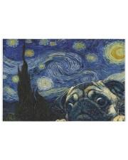 Pug Van Gogh 250 Piece Puzzle (horizontal) front