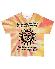 Youre My Sunshine Tie Dye All-over T-Shirt front