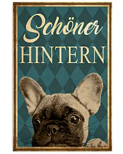 French Bulldog Nice Butt 24x36 Poster front