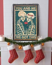 You And Me We Got This 11x17 Poster lifestyle-holiday-poster-4