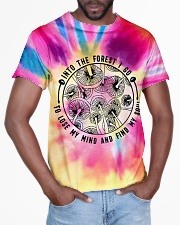 Into the forest i go  All-over T-Shirt aos-all-over-T-shirt-lifestyle-front-03