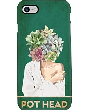 Garden Pot Head Phone Case i-phone-8-case