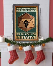 When Someone Attacks One Party Member 24x36 Poster lifestyle-holiday-poster-4