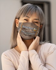 Bourbon The Glue Holding This 2020 Shitshow Cloth Face Mask - 3 Pack aos-face-mask-lifestyle-17