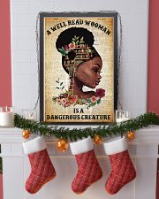 read woman is a dangerous creature 24x36 Poster lifestyle-holiday-poster-4