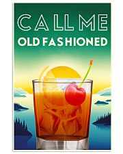 Call Me Old Fashioned 24x36 Poster front