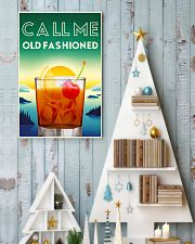 Call Me Old Fashioned 24x36 Poster lifestyle-holiday-poster-2