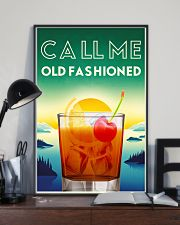 Call Me Old Fashioned 24x36 Poster lifestyle-poster-2