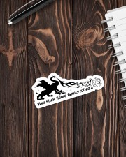dragon your family was delicious Sticker - Single (Vertical) aos-sticker-single-vertical-lifestyle-front-05