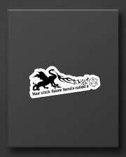 dragon your family was delicious Sticker - Single (Vertical) aos-sticker-single-vertical-lifestyle-front-08