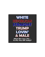 President Donald Trump Graphic hot trend 2019 Square Magnet thumbnail