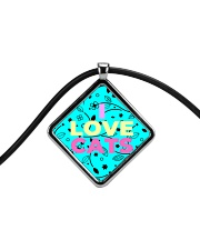 I Love Cats Necklaces Cord Diamond Necklace thumbnail