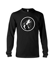 Awesome Wolf  Long Sleeve Tee thumbnail