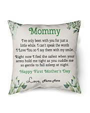 Mommy First Mother's Day Indoor Pillow tile
