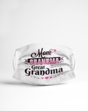 Great-Granmda Special Cloth face mask aos-face-mask-lifestyle-22