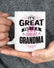 Great to be a Great-Grandma Mug ceramic-mug-lifestyle-31