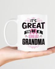Great to be a Great-Grandma Mug ceramic-mug-lifestyle-33