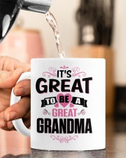 Great to be a Great-Grandma Mug ceramic-mug-lifestyle-65